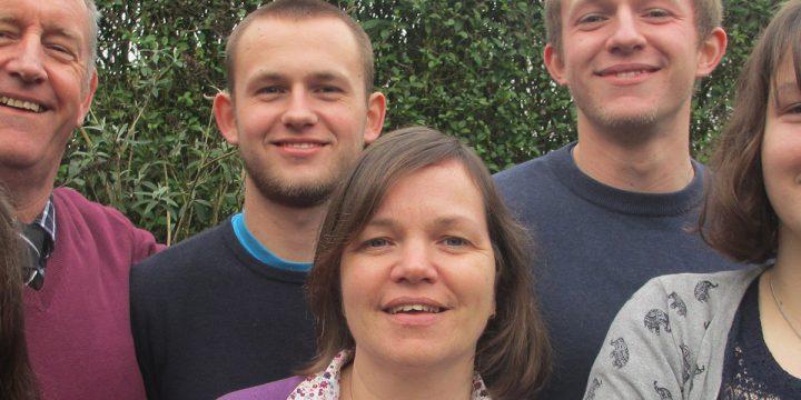 The Benstead Family