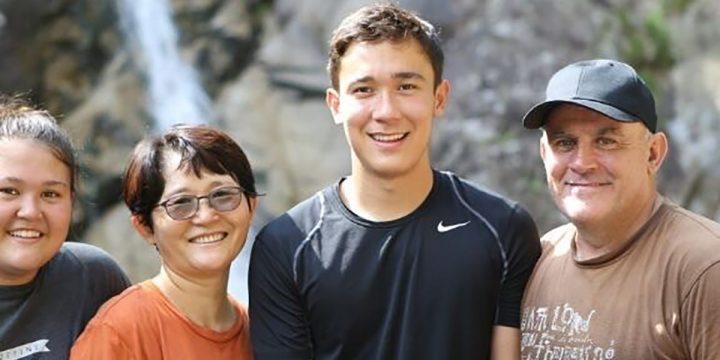 The Davis Family